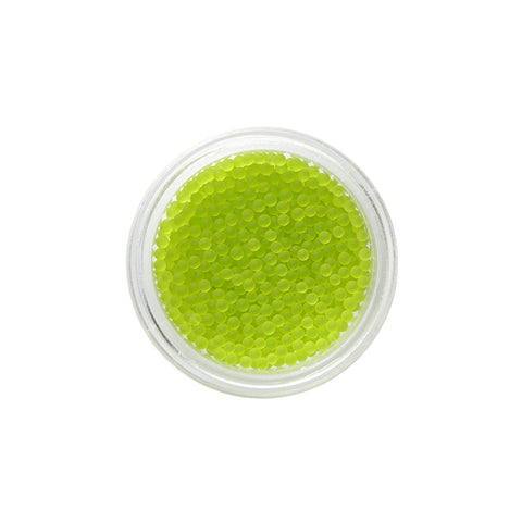 Daily Charme Japanese Nail Art Supply BLC for CORDE / Glass Bullion Clair / Lime