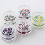 BLC for CORDE / Glass Bullion / Tricolor Japanese Nail Art Decoration