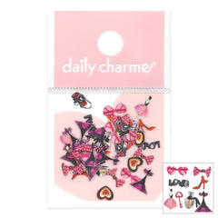 Daily Charme Valentine Soft Paper Glitter / Love Couture Paris