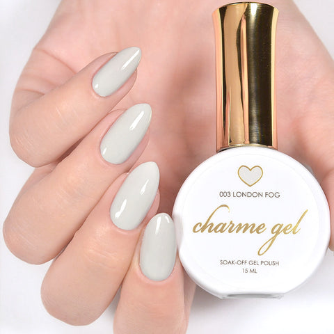 Charme Gel Polish / 003 London Fog