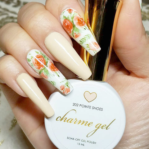 Charme Gel Polish / 202 Pointe Shoes