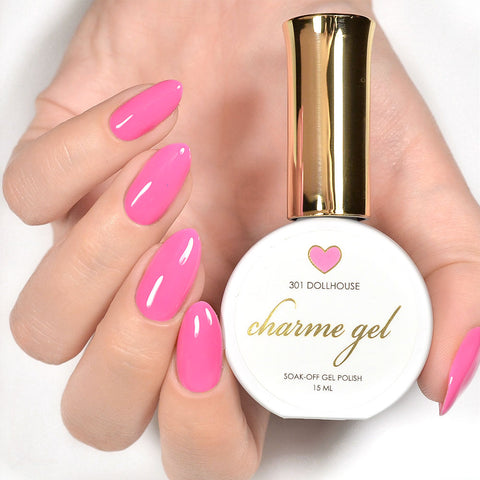 Charme Gel Polish / 301 Dollhouse