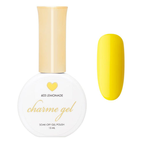 Charme Gel Polish / 603 Lemonade