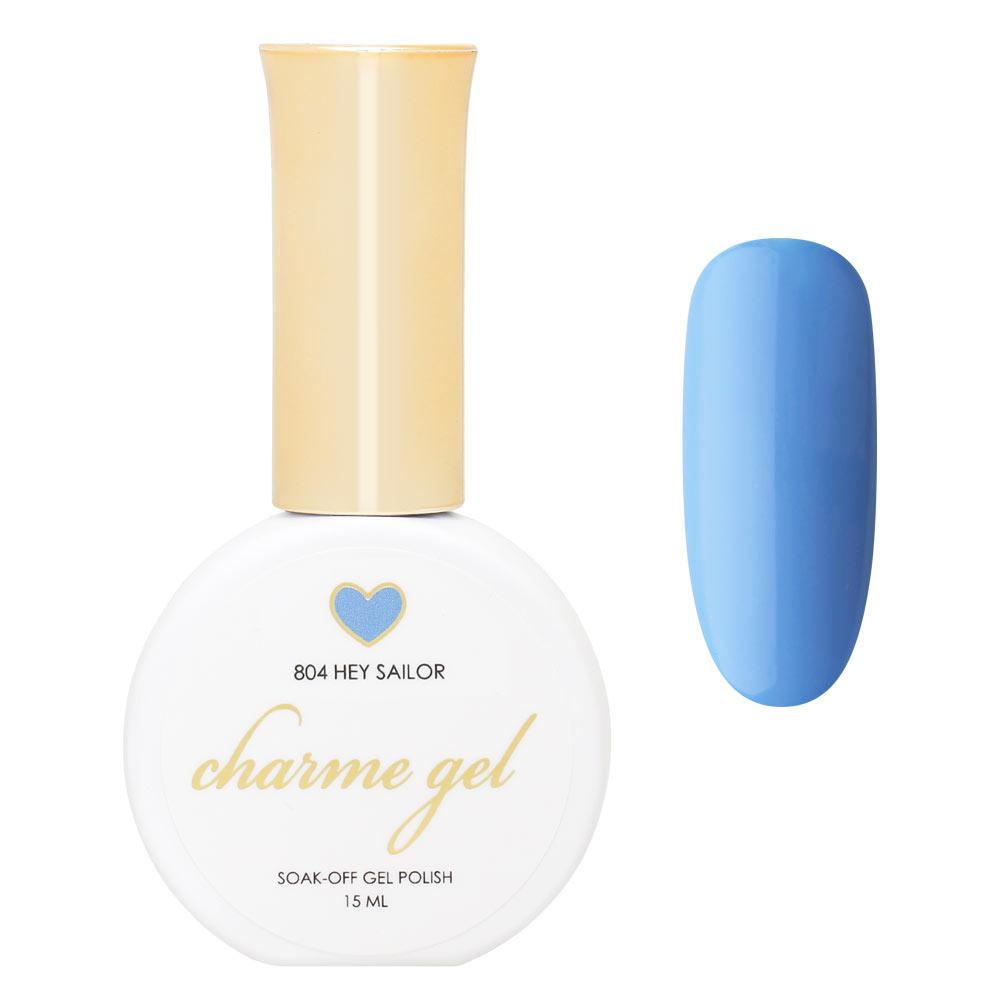Charme Gel Polish / 804 Hey Sailor