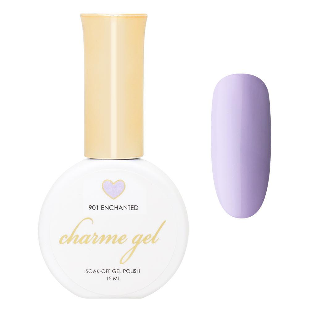 Charme Gel Polish / 901 Enchanted