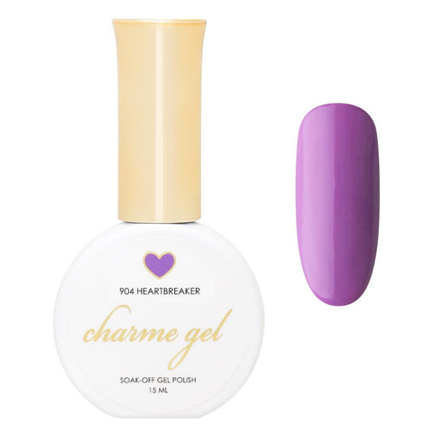 Charme Gel Polish / 904 Heartbreaker