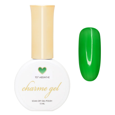Charme Gel / Tinted Glass T07 Absinthe