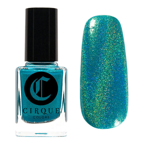 Daily Charme Nail Art Supply Nail Polish Cirque Colors / Cerrillos Holographic Polish