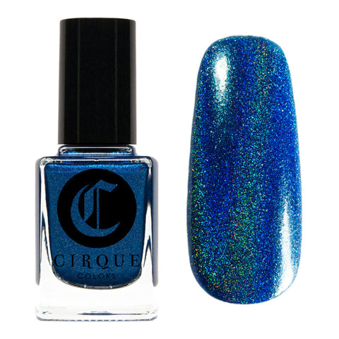 Daily Charme Nail Art Supply Nail Polish Cirque Colors / Bejeweled Holographic Polish