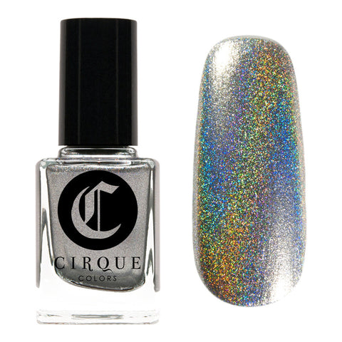 Daily Charme Nail Art Supply Nail Polish Cirque Colors / Sani Holographic Polish