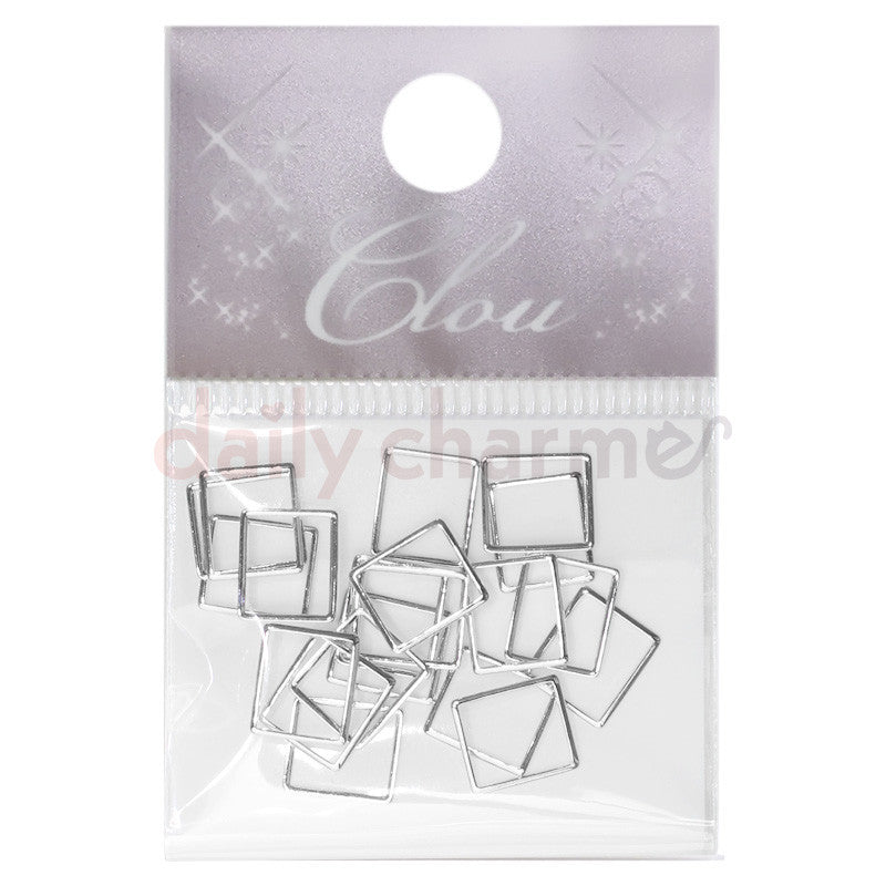 Clou Creative Frame / Rectangle / Silver