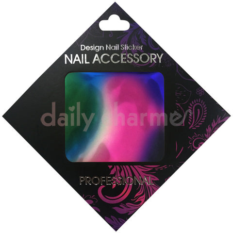 Daily Charme Nail Supply Clou Japanese Nail Art Foil / Color Melt
