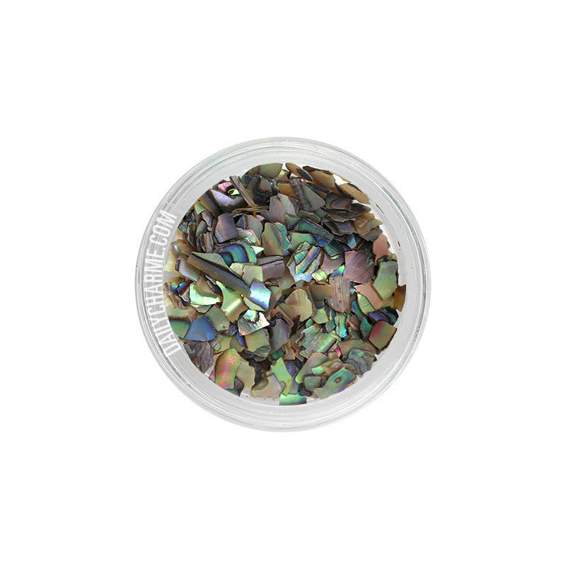 Clou Crushed Shell / Paua Medium