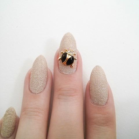 Nail Art Decoration - Beetle
