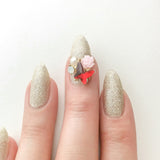 Nail Art Decoration - Spring Butterfly Cluster