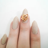 Nail Art Decoration - Henry's Crown