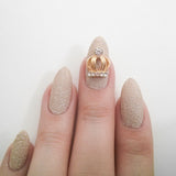 Nail Art Decoration - Jane's Crown