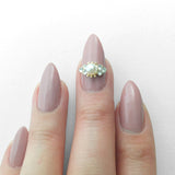 Nail Art Decoration - Alice's Tiara / Pearl