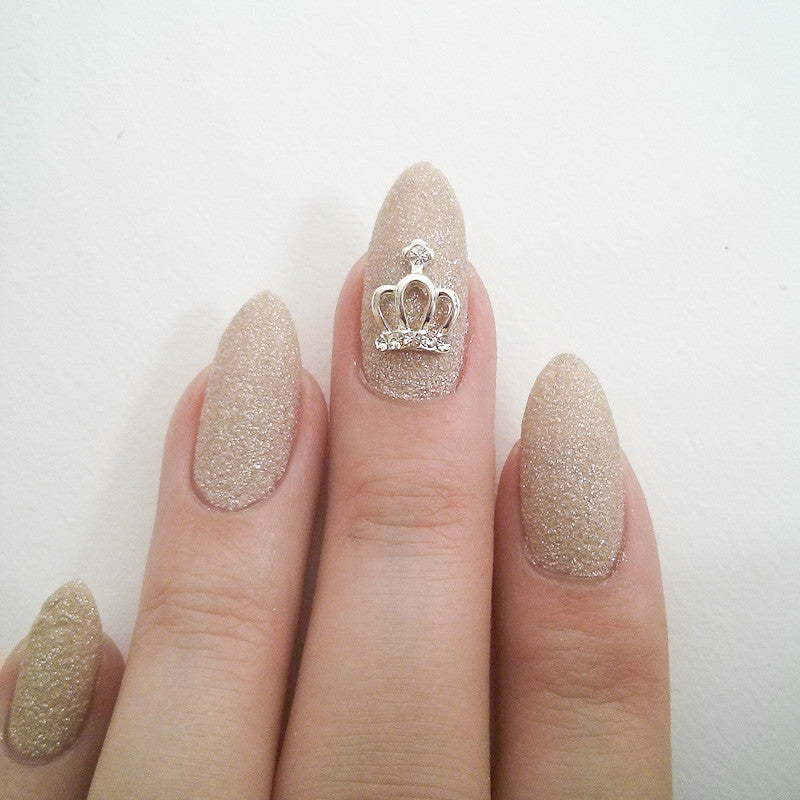 Nail Art Decoration - Anna's Crown