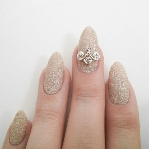 Nail Art Decoration - Lenora's Tiara