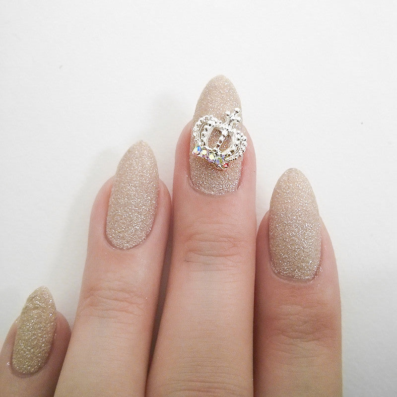 Nail Art Decoration - Natalie's Crown