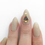 Nail Art Decoration - Christmas Tree