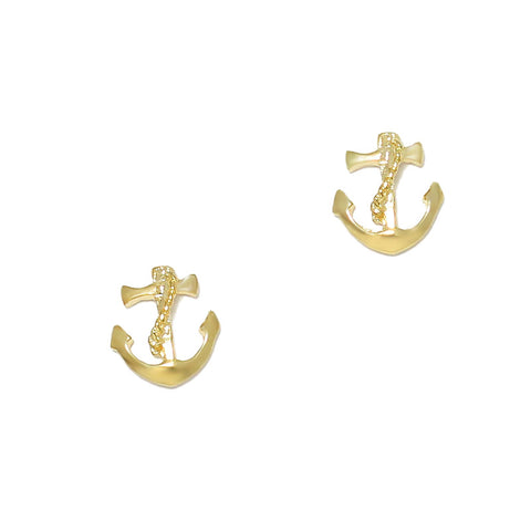 Vintage Anchor / Gold