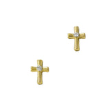 Mini Cross / Gold