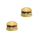 Hamburger 3D Nail Decor