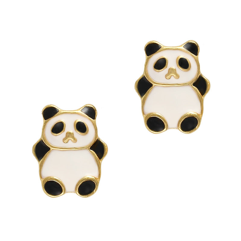 Panda Lover Cute Nail Art Charm 3D