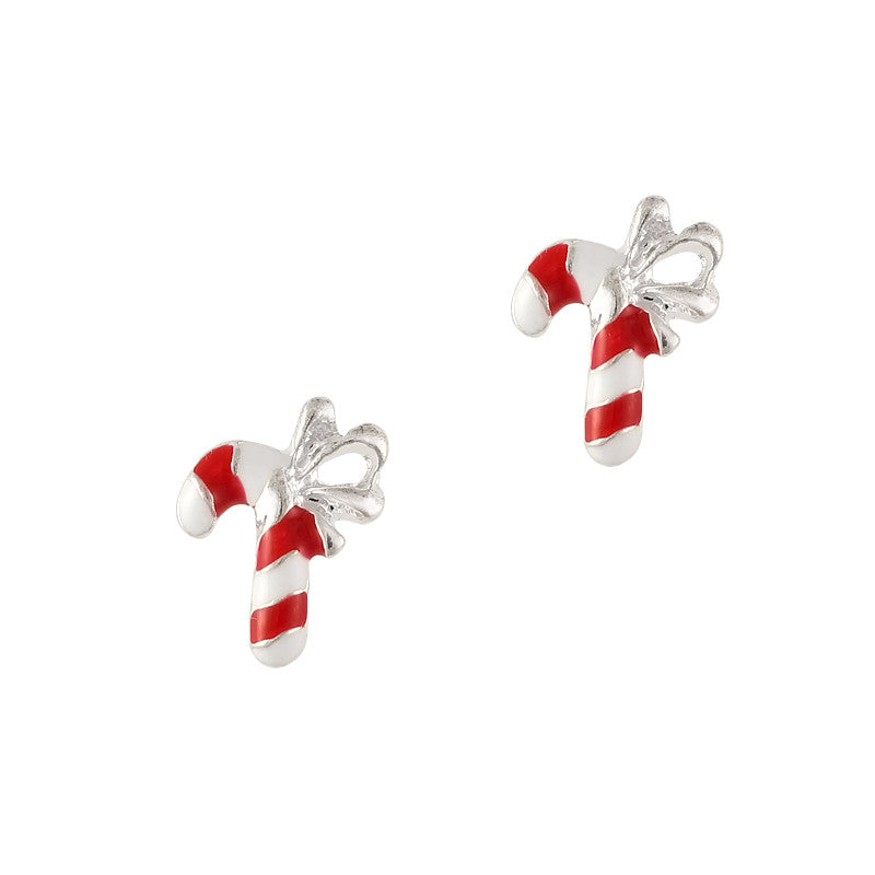 Nail Charm 3D Art Jewelry Christmas Holiday Candy Cane