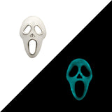 Daily Charm Halloween Nail Charms Nail Jewelry Decoration Scream / Glows in Dark