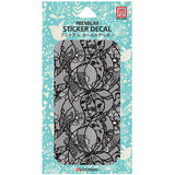 Daily Charme Nail Art Decal Sticker Decal - Mixed Fishnet Lace