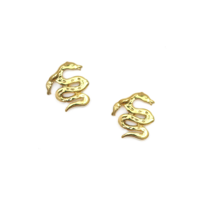 Retro Charms / Two Headed Snake