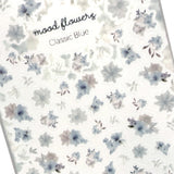 Floral Nail Art Sticker / Mood Classic Vintage Flowers