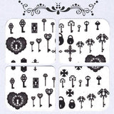 Daily Decals / Lockets & Keys