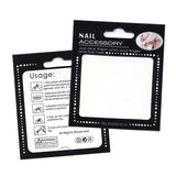 Daily Charme - Nail Art Water Decals Sticker - Glow In Dark - Snowman & Ornaments