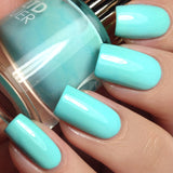 Floss Gloss Nail Polish / Wavepool