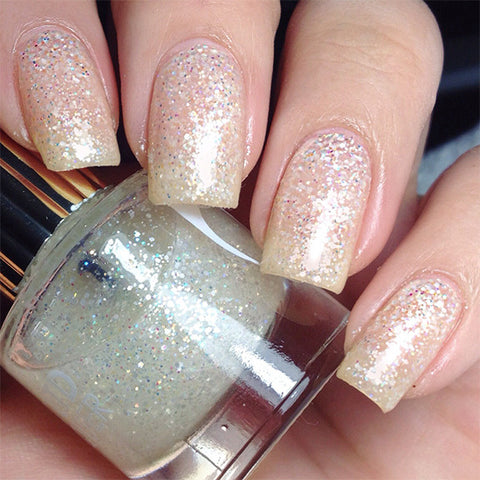 Floss Gloss Nail Polish / Crystalina