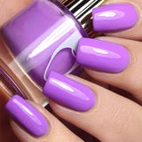 Floss Gloss Nail Polish / Lean