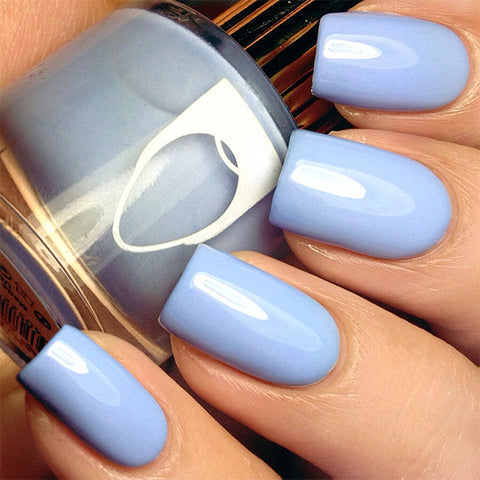 Floss Gloss Nail Polish / 95% Angel