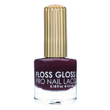 Floss Gloss Nail Polish / Smoke on the Nail