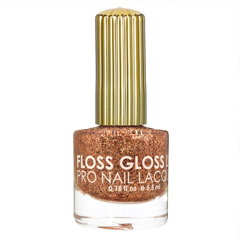 Floss Gloss Nail Polish / Keys to the Mansion