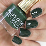 Daily Charme Nail Art Polish Floss Gloss / Night Palm