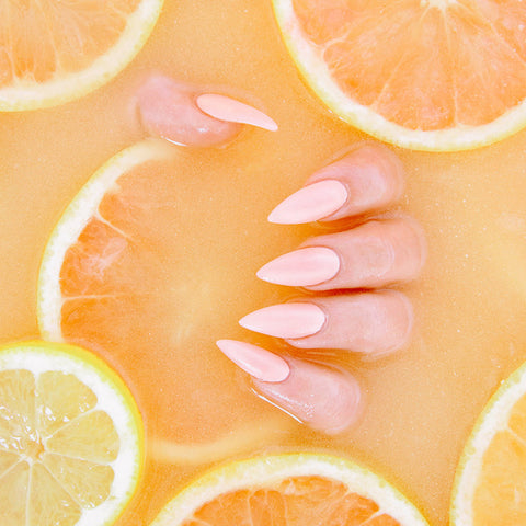 Daily Charme Nail Art Polish Floss Gloss / Pulp