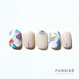 FUNSIDE Japanese Nail Art Sticker / Gemstones