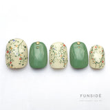 Daily Charme FUNSIDE Japanese Nail Art Sticker / Vine Flowers
