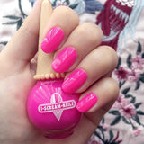 Daily Charme Indie Nail Polish I Scream Nails / Bubblegum Bang