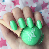 Daily Charme Indie Nail Polish I Scream Nails / Mint Madness