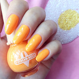 Daily Charme Indie Nail Polish I Scream Nails / Sunny Boy